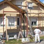 Fassaden komplett Renovierung