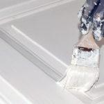 Maler, Tür streichen Header